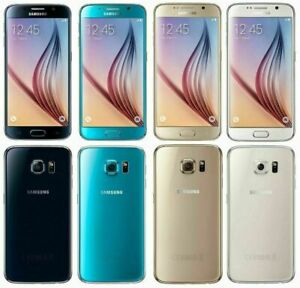 Samsung Galaxy S6 32GB SM-G920F (Europe) Unlocked Sim Free Android Phone