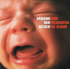 ARMAND VAN HELDEN - Funk Phenomena The Album - CD Break Da 80's