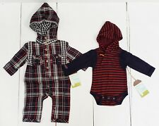 2 pc, 6-9 month baby boy lot, fall/winter, designer items, new w/tags