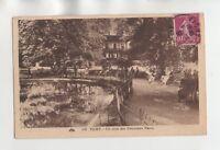 Vichy - ein Ecke der Neue Parkanlagen (A8741)