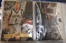 Allen Iverson Rookie card and Russell Westbrook/Gail Goodrich (LOT)
