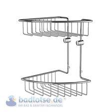smedbo House Brillante eckduschkorb cesta del jabón Estante de la ducha Canasto