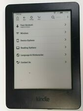 **LOCKED** Amazon Kindle 7th Generation 2014 E-Reader WP63GW 4GB WiFi 6in  #AS60