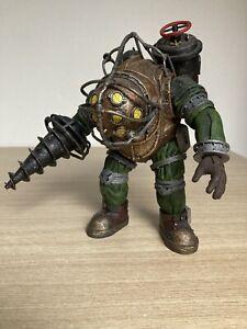 Bioshock 2 Big Daddy Figures Neca