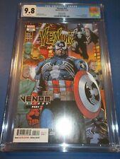 Venom #27 1st Codex 2nd print variant CGC 9.8 NM/M Gorgeous Gem Wow