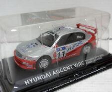 HYUNDAI ACCENT WRC #11 LOIX RALLY ACROPOLIS 2003 1/43 ALTAYA