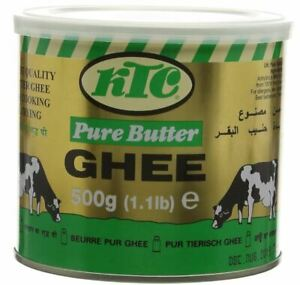 KTC PURE BUTTER GHEE BEST QUALITY FOR COOKING 100 % PURE