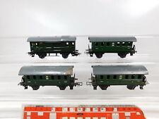 CF809-0,5 #4x märklin H0/00 / AC Voitures / Gepäckwagen : 327+328,Défectueux