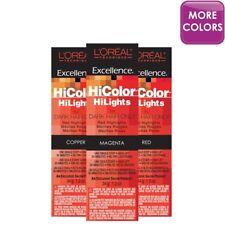 Loreal Excellence HiColor HiLights Hi Color Hi Lights Permanent Hair 34g/1.2oz