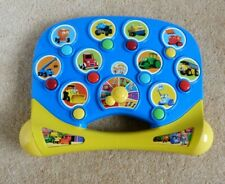 Bob The Builder ~ Learning Station Play Games Electronic Interactive Toy
