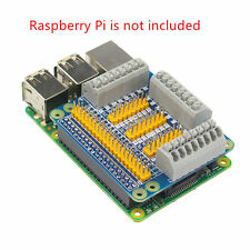 New Multifunction GPIO Extension Board for Raspberry Pi 3 and Pi 2 B
