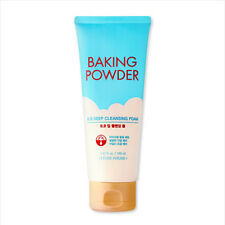 Etude House Baking Powder B.B Deep Cleansing Foam 160ml, Korea Cosmetic