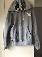Adidas Originals Rita Ora Womens Hoodie French Bulldog Rare Clothing