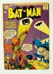 1960 BATMAN ISSUE #135 COMPLETE READER COPY