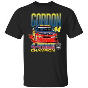 Men's Jeff Gordon NASCAR Hall of Fame Class of 2020 Inductee T-Shirt
