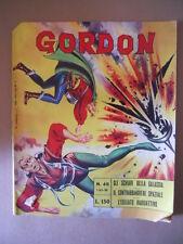GORDON n°45 1966 edizioni SPada  [G284] Buono
