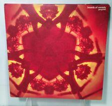 """BOARDS of CANADA GEOGADDI  2x LP + 12"""" Single 1st Press / 2002 WARPLP101 Vinyl"""