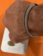 BARAKA 18k Gold / Steel Cuff Bracelet $ 975 !!!