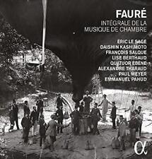 Eric Le Sage Quatuor Ebène Etc - Faure: Comple Chamber Music (NEW 5CD)