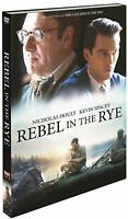 New: REBEL IN THE RYE - DVD with Slip Cover!