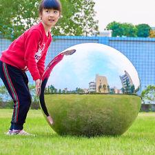"9"" Black Metal Mini Helix Decorative Gazing Ball Stand Home Garden Outdoor Decor"