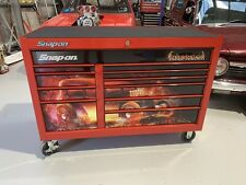 """Snap on Tool Box cabinet 55"""" limited edition"""