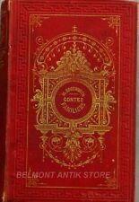 Contes Familiers dédiés aux parents et aux enfants - Maria Edgeworth - 1872 -