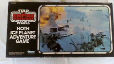 STAR WARS HOTH ICE PLANET adventure Vntage Board Game Kenner Complete