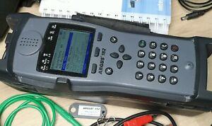 ⚠️ Prüfgerät Intec Argus 152 + Cooper Box Network xDSL ISDN ADSL Tester device