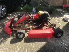 Petrol Go Cart ProKart Hydraulic Brakes / Slicks