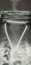 Tiffany And Co Pearl Necklace