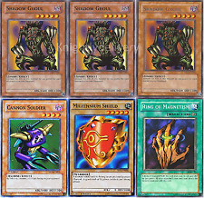 Rebecca Hawkins Complete Deck - Shadow Ghoul X3 - Sangan - Shield -  40 Cards