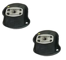 Left + Right Engine Motor Mounts Support Bushing Set for Mercedes 220 230 W/O AC