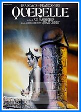 Querelle 6   Gay Themed Movie Posters Vintage Cinema