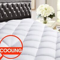 Hot Sell Extra Thick Full size Mattress Topper Cooling Mattress Pad Cover Bed