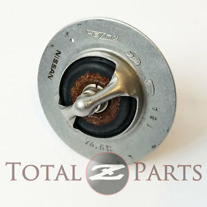 Datsun 240Z-280ZX, 510, 620  Engine Water Coolant Thermostat, 170F, 76.5C *NOS*