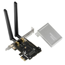 Orange Juice M.2 NGFF To Desktop PCIe X1 Wireless Adapter Card Network Converter