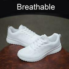 Ladies Sports Shoes Casual Breathable Tennis Shoes Breathable Women N5E7