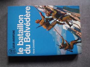 ^^ J'ai lu Bleu Le Bataillon du Belvedere René Chambe