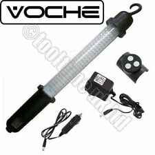 VOCHE 100 LED RECHARGEABLE CORDLESS WORK GARAGE INSPECTION LAMP TORCH WORKLIGHT