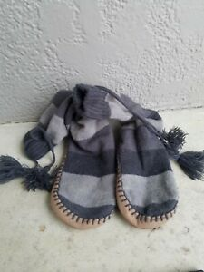 Women's Cable Knit Slippers House Booties One Size (6-11)