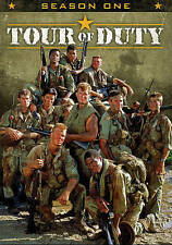 Tour of Duty - Season One (DVD, 2014, 4-Disc Set) SHIPS NEXT DAY Terence Knox