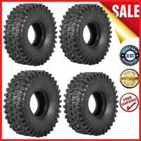 """4PCS AUSTAR AX-5020 1.9""""120mm Rock Crawler Tire For 1/10 AXIAL RC4WD RC Car P2J1"""