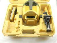 Topcon RL-H3C Self Levelling Laser + Case