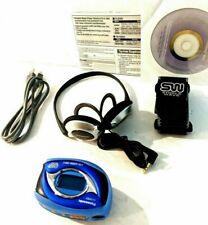 Panasonic Shockwave 256 Mb MP3 Player w/ FM Tuner and Headphones - Bundle