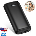 10000mAh Mini USB Backup External Battery Power Bank Pack Charger for Cell Phone