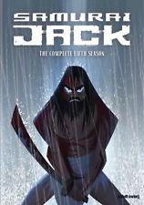 SAMURAI JACK THE COMPLETE FIFTH SEASON DVD SET