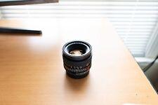 Leica SUMMILUX-R 50mm f/1.4 MF Lens