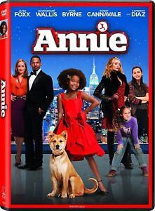 Annie (DVD, 2015) NEW