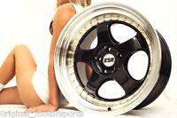 "ESR SR06 Wheels S13P 18"" 5x100 5x114.3 5x120 Suit RX7 GTR 2JZ RB26 WORK MEISTER"
